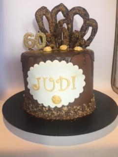 Chocolate, Coffee and Kahlua Mud Cake