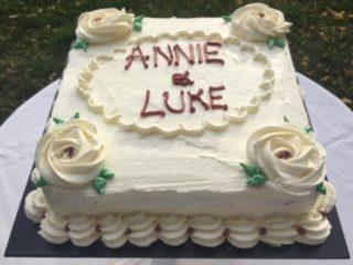 Gluten-Dairy Free Celebration Cake